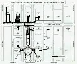 Radio City Music Hall Floor Plan by Rockefeller Center An Adventure In Urban Design