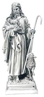 christian statues christian garden decor ornament statues blessed i want to
