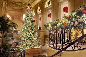 14 decked out hotels for decking the halls this holiday season