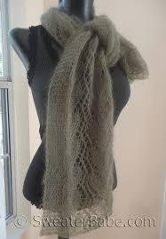 knitting pattern for angora scarf new knitting patterns knitting patterns blog from sweaterbabe com