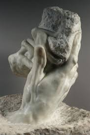 God Statue The Hand Of God Rodin Museum