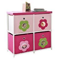 4 Tier Toy Organizer With Bins Amazon Com Kids U0027 4 Cube Toy Organizer Toy Storage Bin Kitchen