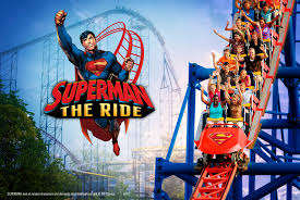 Six Flags Today Theme Park Overload 2016 New Rides For All Six Flags Parks
