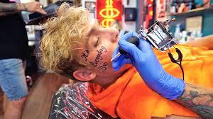 my new tattoo youtube