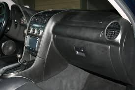 custom supra interior custom leather dash console pics lexus is forum