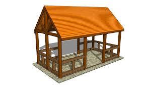Outdoor Pavilion Plans Myoutdoorplans Free Woodworking Plans