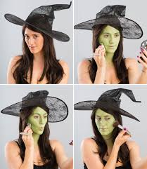 halloween makeup 101 turn yourself into a witch brit co