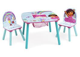 Toy Chair Dora Table U0026 Chair Set With Storage Delta Children U0027s Products
