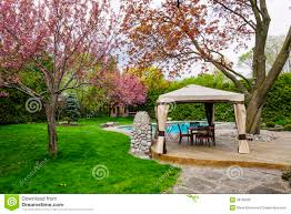 backyard stone gazebo best way to get the perfect backyard