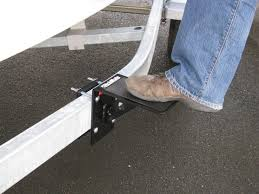 trailer step by hitchmate
