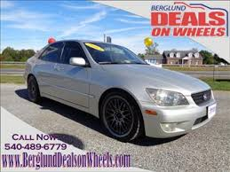 2003 lexus is300 for sale 2003 lexus is 300 for sale carsforsale com