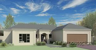 single houses 4 bedroom single storey house plan t304d nethouseplansnethouseplans