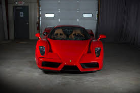 ferrari laferrari crash crashed ferrari enzo up for sale autofluence
