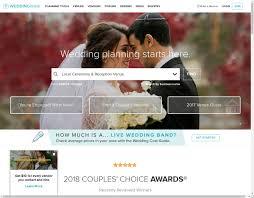 wedding vendor websites beautiful and creative wedding websites designs echoua