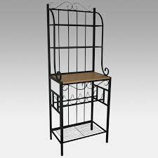 Bakers Rack With 2 Drawers Tips Decorative Outdoor Bakers Rack For Indoor And Outdoor Use