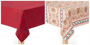 kohl s the big one tablecloth only 7 28 shipped choose from