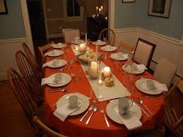 dining table arrangement dining room family dinner table arrangement with tablecloth and
