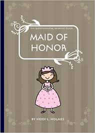 of honor organizer the quintessential wedding guide of honor heidi l