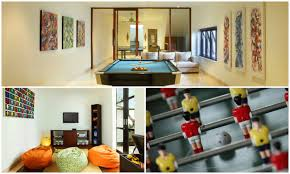 Villas With Games Rooms - 8 fun 3 bedroom bali family villas that are paradise for your kids
