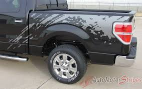 Classic Ford Truck Decals - 2009 2014 ford f 150 predator factory style bed raptor