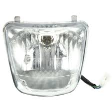 50cc 70cc 90cc 110cc front headlight assembly for atv quad sunl