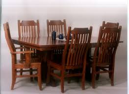 mission style dining room set mission style dining room set fireside furniture provisions dining