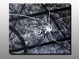 Tableau Abstrait Rouge Et Gris by Toile Moderne Noir Et Blanc 20171001000903 U2013 Tiawuk Com