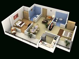 4 Bedroom Duplex Floor Plans 4 Bedroom Luxury Apartment Floor 3d Plan 2 Bedroom House Floor