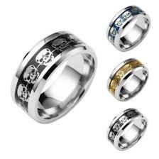 mens skull wedding rings skull wedding bands for men online skull wedding bands for men