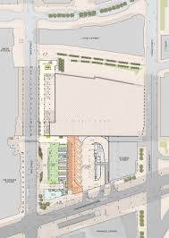 Bus Terminal Floor Plan Design Planning Documents Reveal More Details On 45 Bay Development