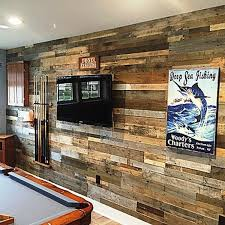 interior wall panels made from reclaimed and recycled wood retrofit