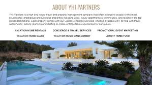 overview yhi partners