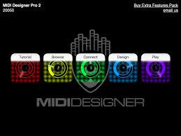 Home Design App Ipad Pro by Midi Designer Pro Update Confusion Studio U0027s Diy Midi Design Tool