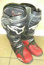 alpinestars tech 8 light boots alpinestars tech 8 light boots black size 9 34100759 ebay