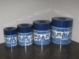 blue kitchen canister 100 blue and white kitchen canisters kitchen antique white