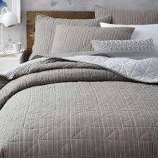 Twin Quilts And Coverlets Nomad Coverlet Shams West Elm