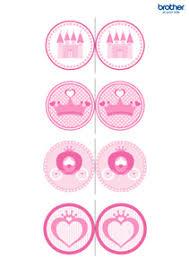 printable princess party decorations u0026 supplies free templates