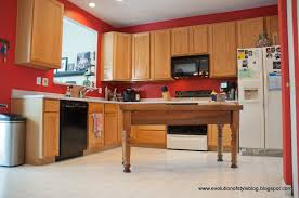 Images Of Kitchens With Oak Cabinets Oak Kitchen Reveal From Builder Grade To Custom Made Evolution