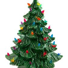 excellent decoration glass tree with lights shop ceramic