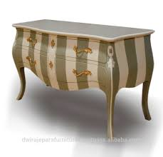 jepara furniture commode chest shabby chic color from indonesia