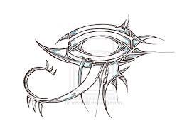 mabek tatto eye of ra tattoos