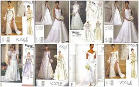 wedding dress pattern original vogue wedding dress pattern ideas diy wedding 11661