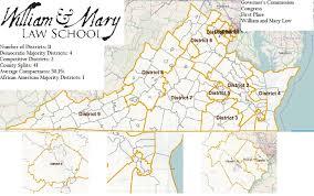 Map Of Williamsburg Virginia by William U0026 Mary Law U0027s Winning Map May Prove Useful As Virginia