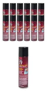 Car Upholstery Adhesive Glues And Pastes 161586 12 20oz Glue Cans Polymat 777 Industrial