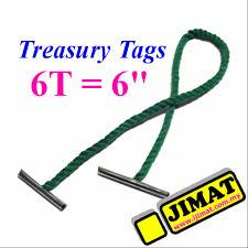 treasury tags treasury tags tali hijau 6t