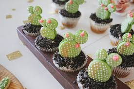 s palm springs themed baby shower