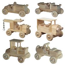 junior car set woodcraft kits