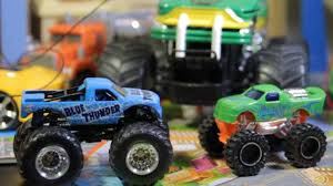 monster trucks grave digger upcitemdbcom new remote control monster truck grave digger bright