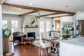 what happens after fixer upper fixer upper plain gray ranch made bright and spectacular hgtv s