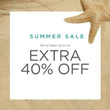 summer sale going on now at saks fifth avenue 5th the mayfair